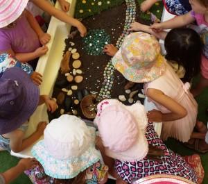 child care garden
