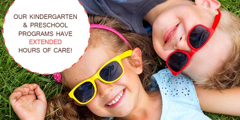 Kindergarten & Preschool Program